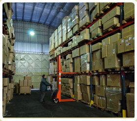 Warehousing | Personal calificado